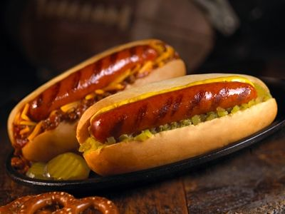Natural Casing Wieners 18 oz.