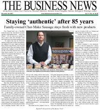 The Business News article