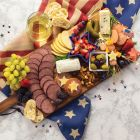 Red, White & Blue Charcuterie